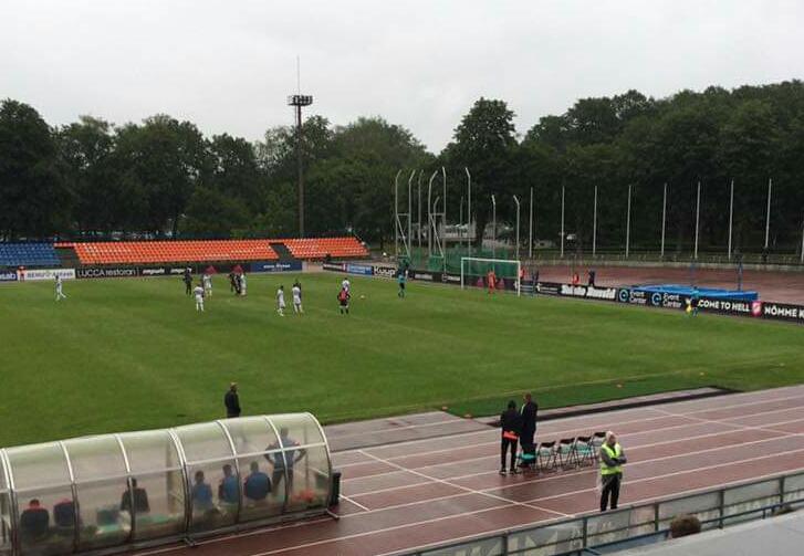 Нымме Калью (Эстония) - Шкендия (Македония) 0:1