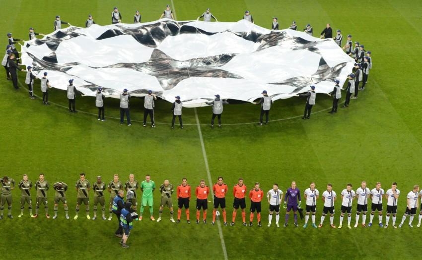 Дандалк (Ирландия) - Рига (Латвия) 0:0