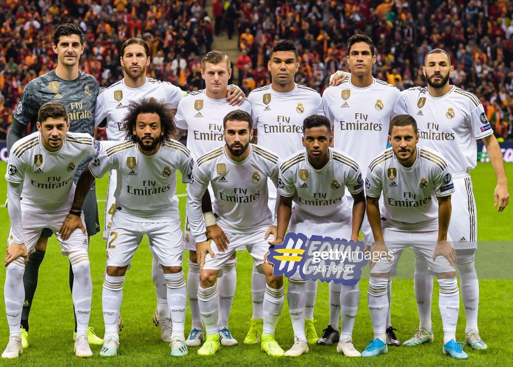 Галатасарай (Турция) - Реал Мадрид (Испания) 0:1. Нажмите, чтобы посмотреть истинный размер рисунка