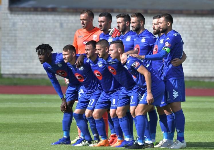 Вентспилс (Латвия) - Теута (Албания) 3:0