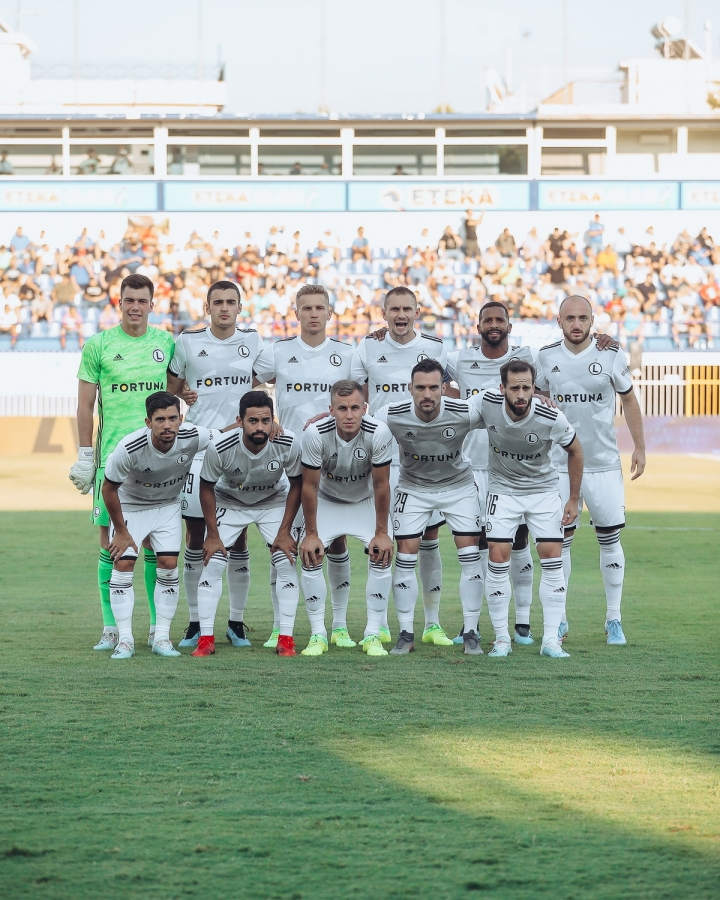 Атромитос (Греция) - Легия (Польша) 0:2