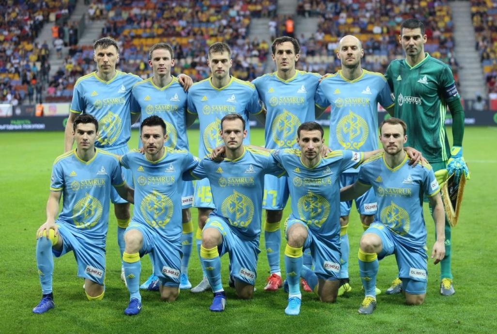 БАТЭ (Белоруссия) - Астана (Казахстан) 2:0. Нажмите, чтобы посмотреть истинный размер рисунка