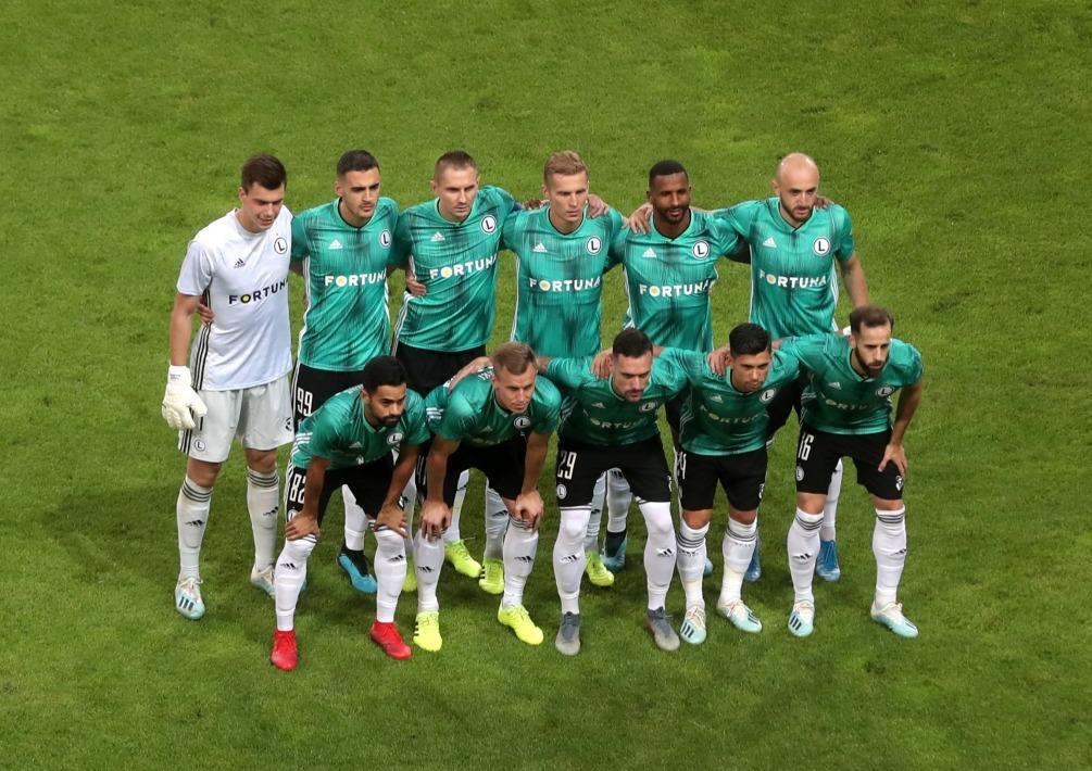Легия (Польша) - Глазго Рейнджерс (Шотландия) 0:0