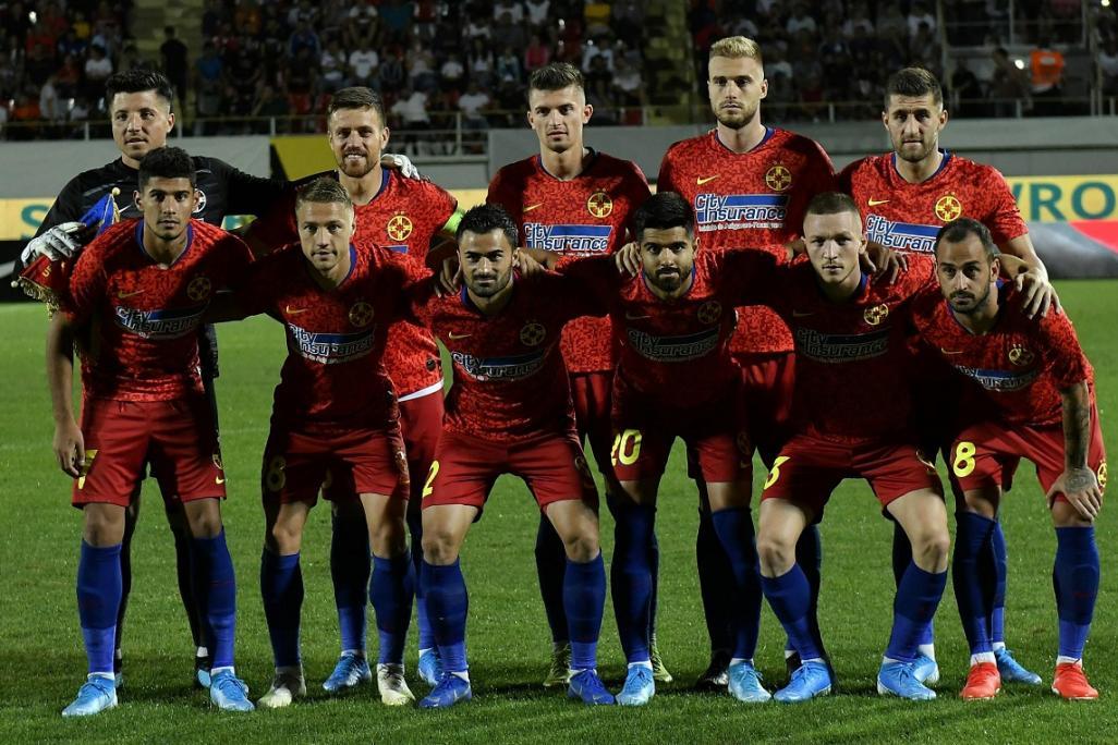 Стяуа (Румыния) - Витория Гимараеш (Португалия) 0:0. Нажмите, чтобы посмотреть истинный размер рисунка