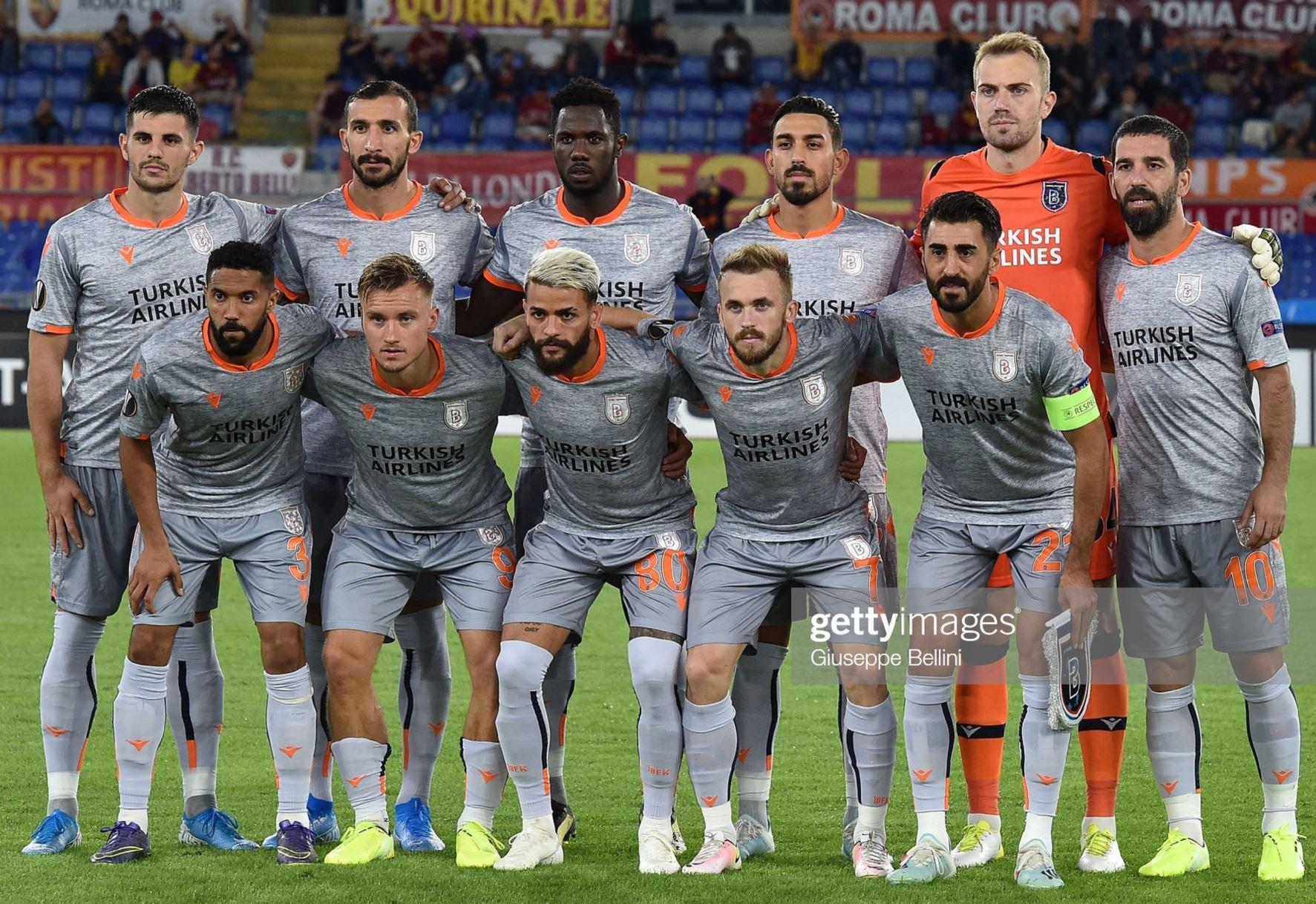 Рома (Италия) - Истанбул Башакшехир (Турция) 4:0. Нажмите, чтобы посмотреть истинный размер рисунка