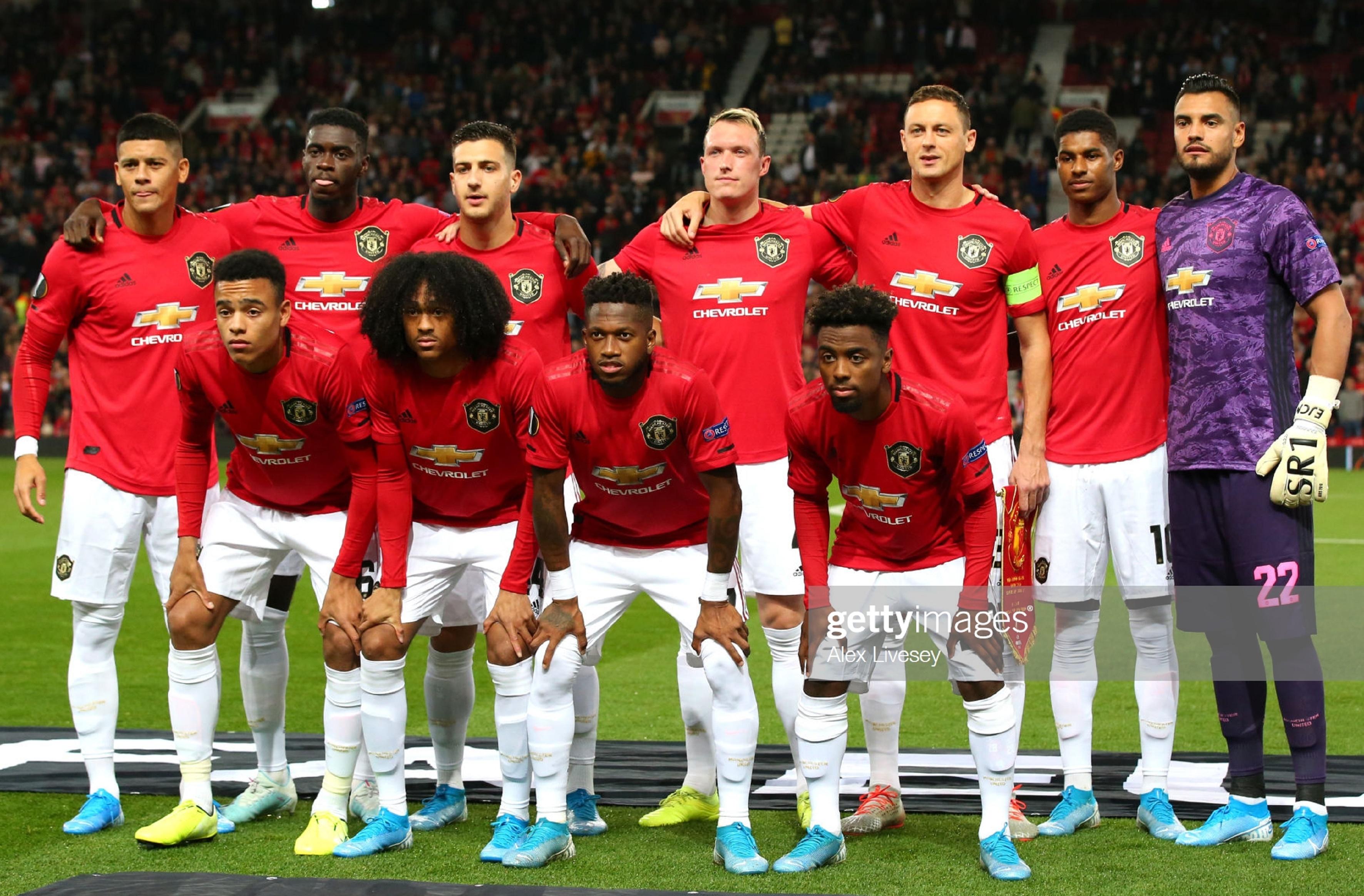 Манчестер Юнайтед (Англия) - Астана (Казахстан) 1:0. Нажмите, чтобы посмотреть истинный размер рисунка