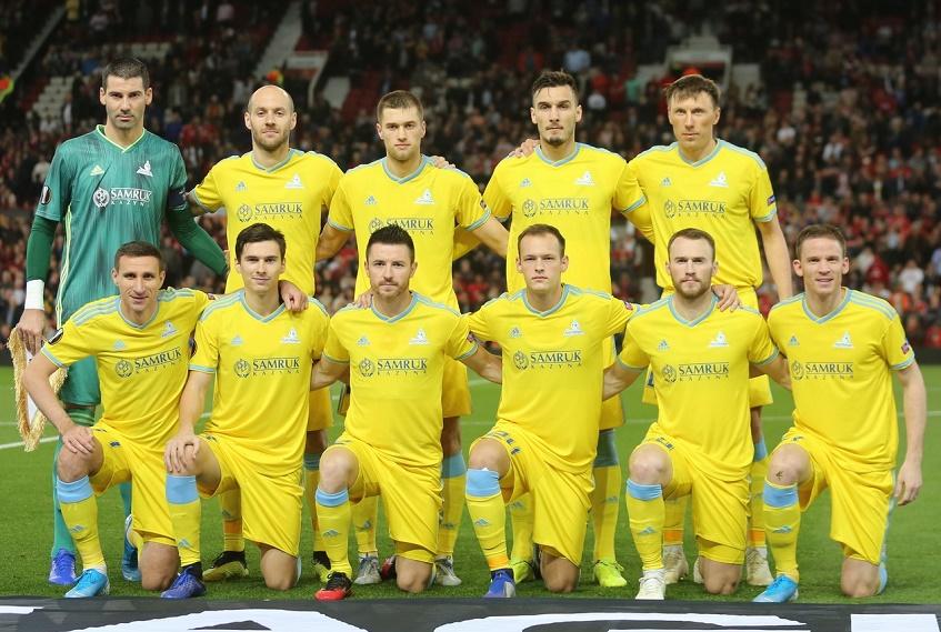 Манчестер Юнайтед (Англия) - Астана (Казахстан) 1:0