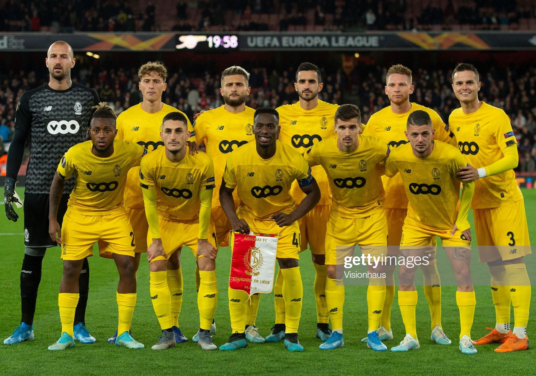Арсенал (Англия) - Стандард (Бельгия) 4:0. Нажмите, чтобы посмотреть истинный размер рисунка