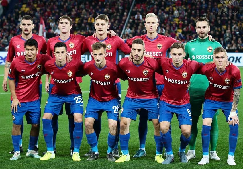 ЦСКА (Россия) - Эспаньол (Испания) 0:2