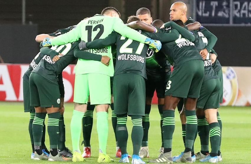 Вольфсбург (Германия) - Гент (Бельгия) 1:3