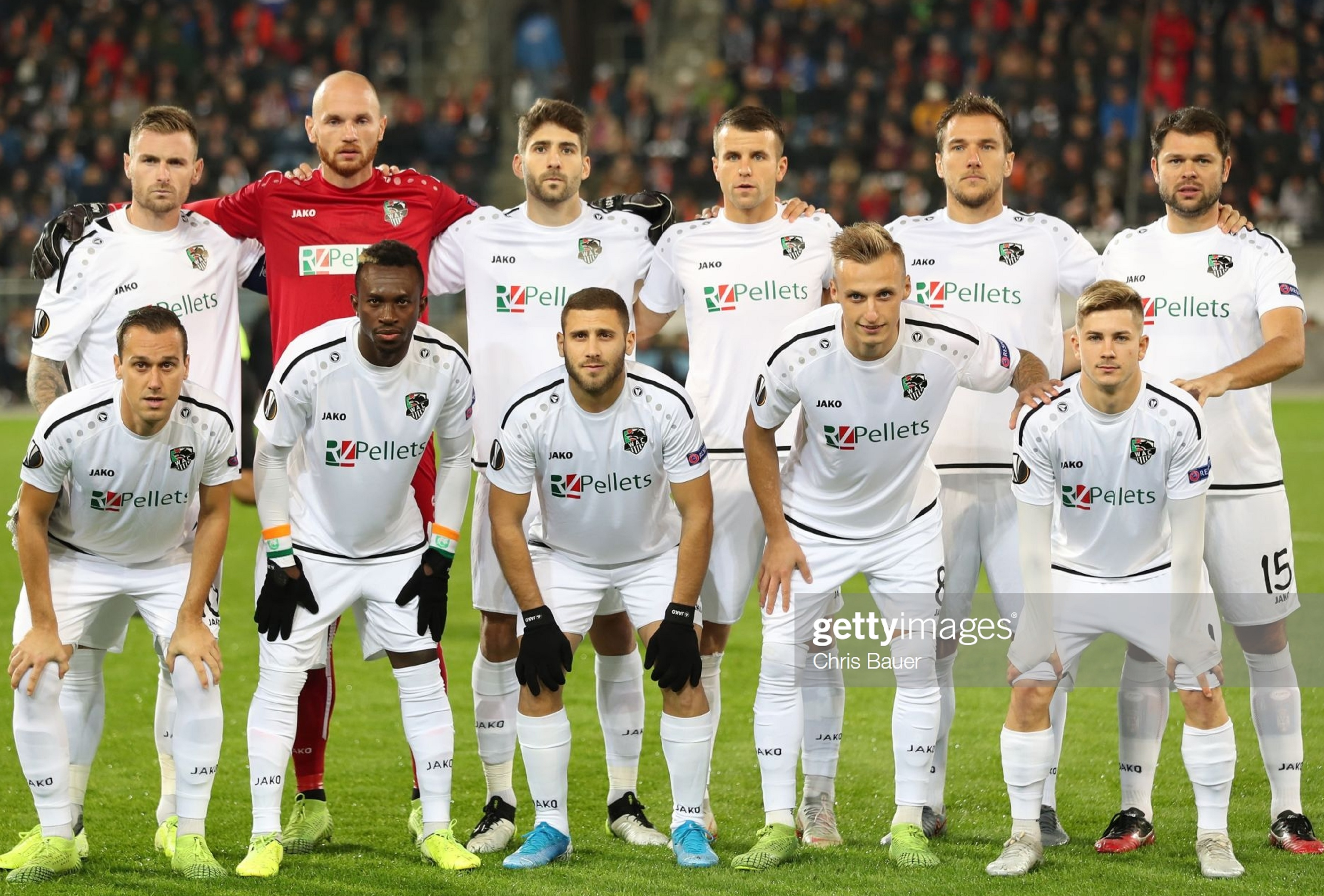 Вольфсберг (Австрия) - Истанбул Башакшехир (Турция) 0:3. Нажмите, чтобы посмотреть истинный размер рисунка