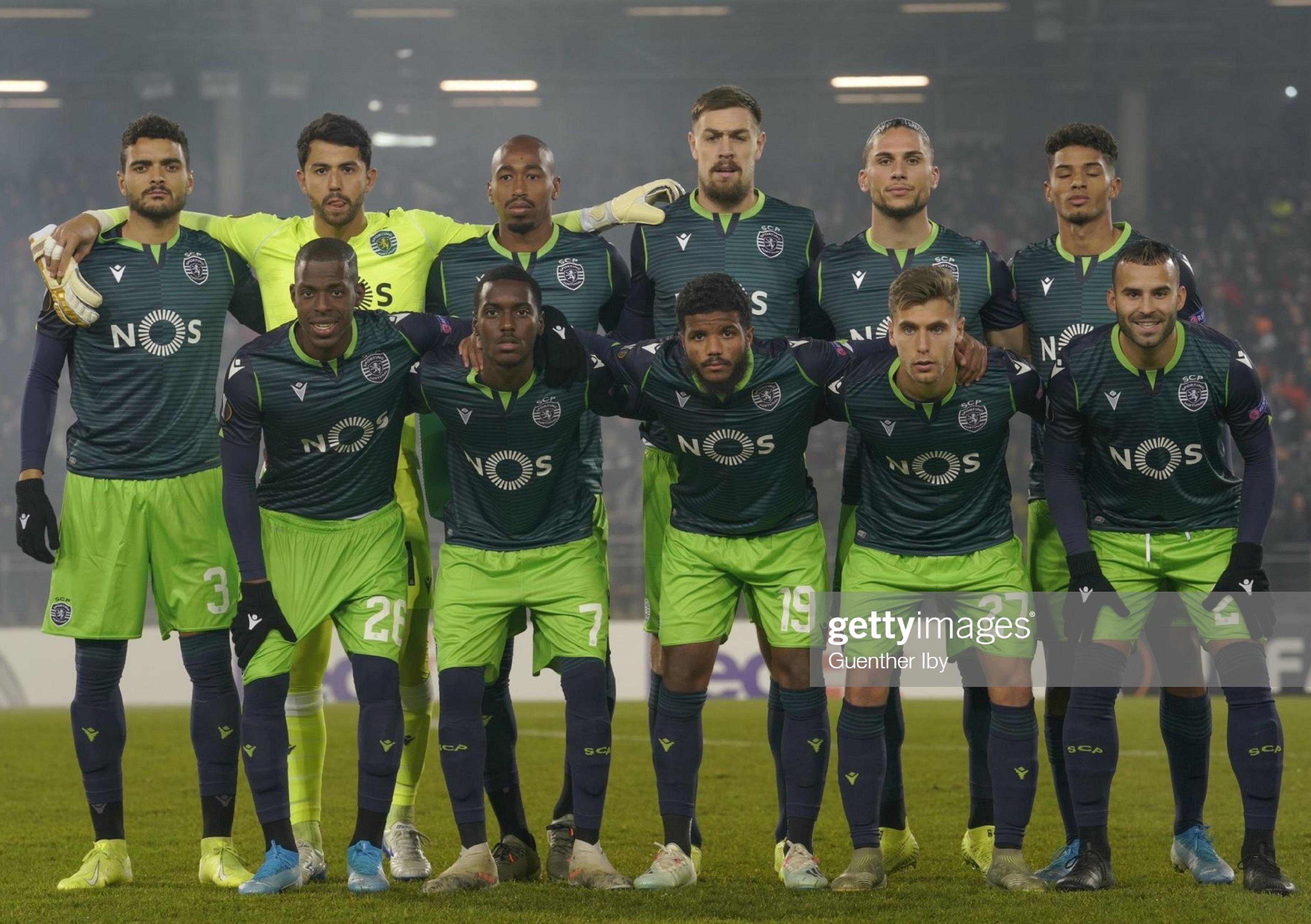 ЛАСК (Австрия) - Спортинг Лиссабон (Португалия) 3:0. Нажмите, чтобы посмотреть истинный размер рисунка