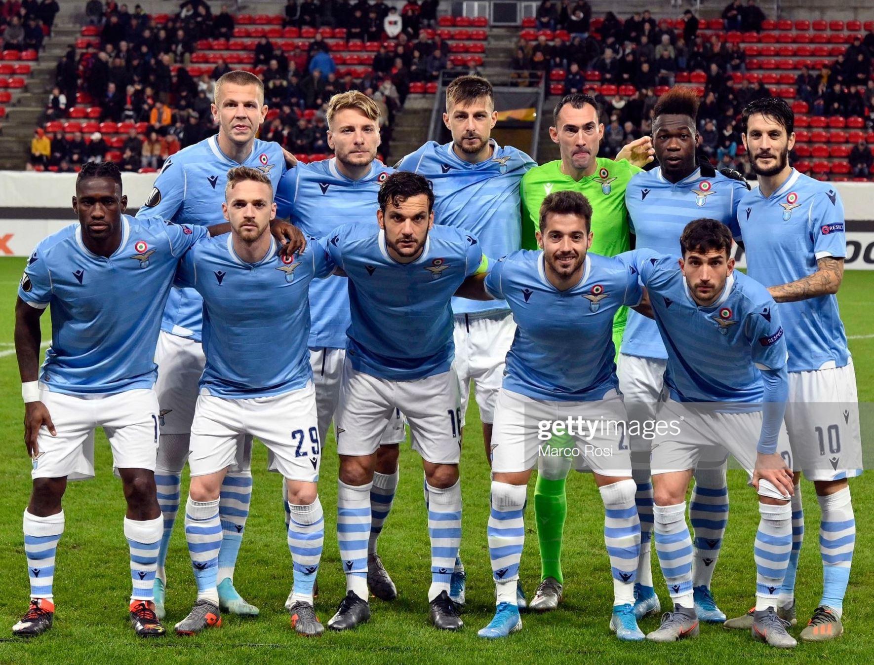 Ренн (Франция) - Лацио (Италия) 2:0. Нажмите, чтобы посмотреть истинный размер рисунка