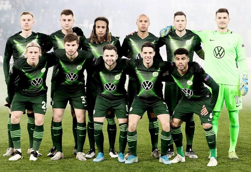 Вольфсбург (Германия) - Сент-Этьен (Франция) 1:0