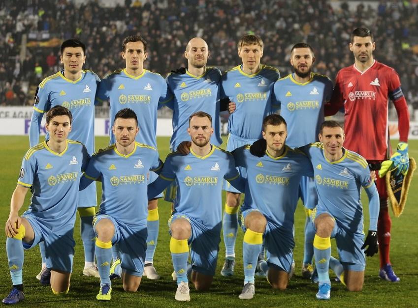 Партизан (Сербия) - Астана (Казахстан) 4:1