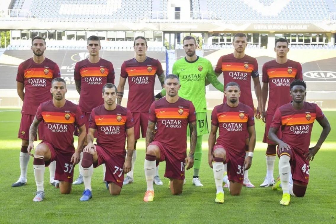 Севилья (Испания) - Рома (Италия) 2:0