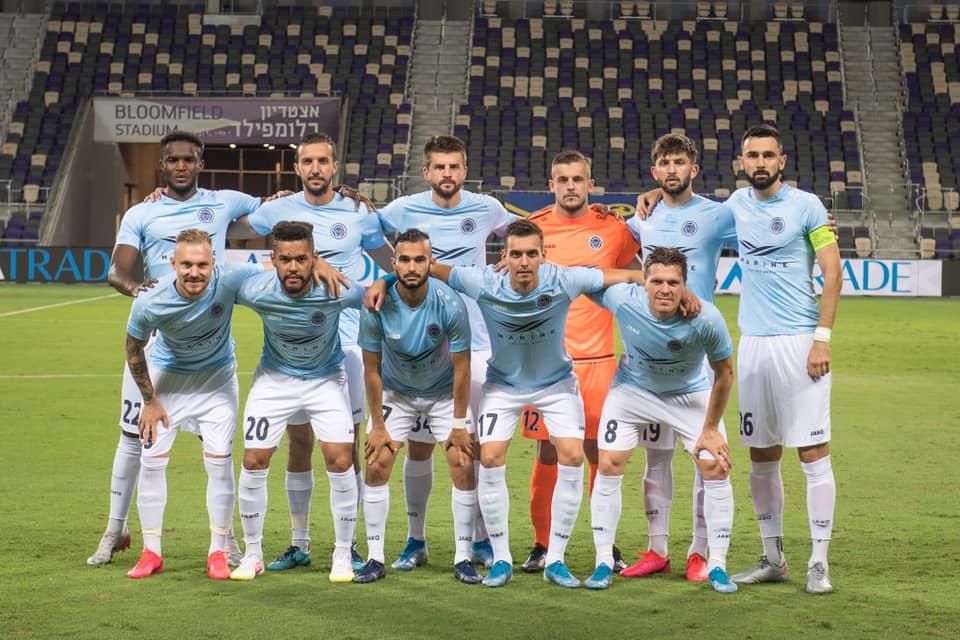 Маккаби Тель-Авив (Израиль) - Рига (Латвия) 2:0