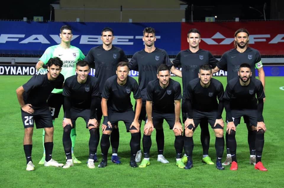 Динамо Брест (Белоруссия) - Сараево (Босния и Герцеговина) 2:1