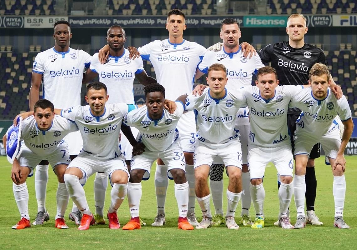 Маккаби Тель-Авив (Израиль) - Динамо Брест (Белоруссия) 1:0