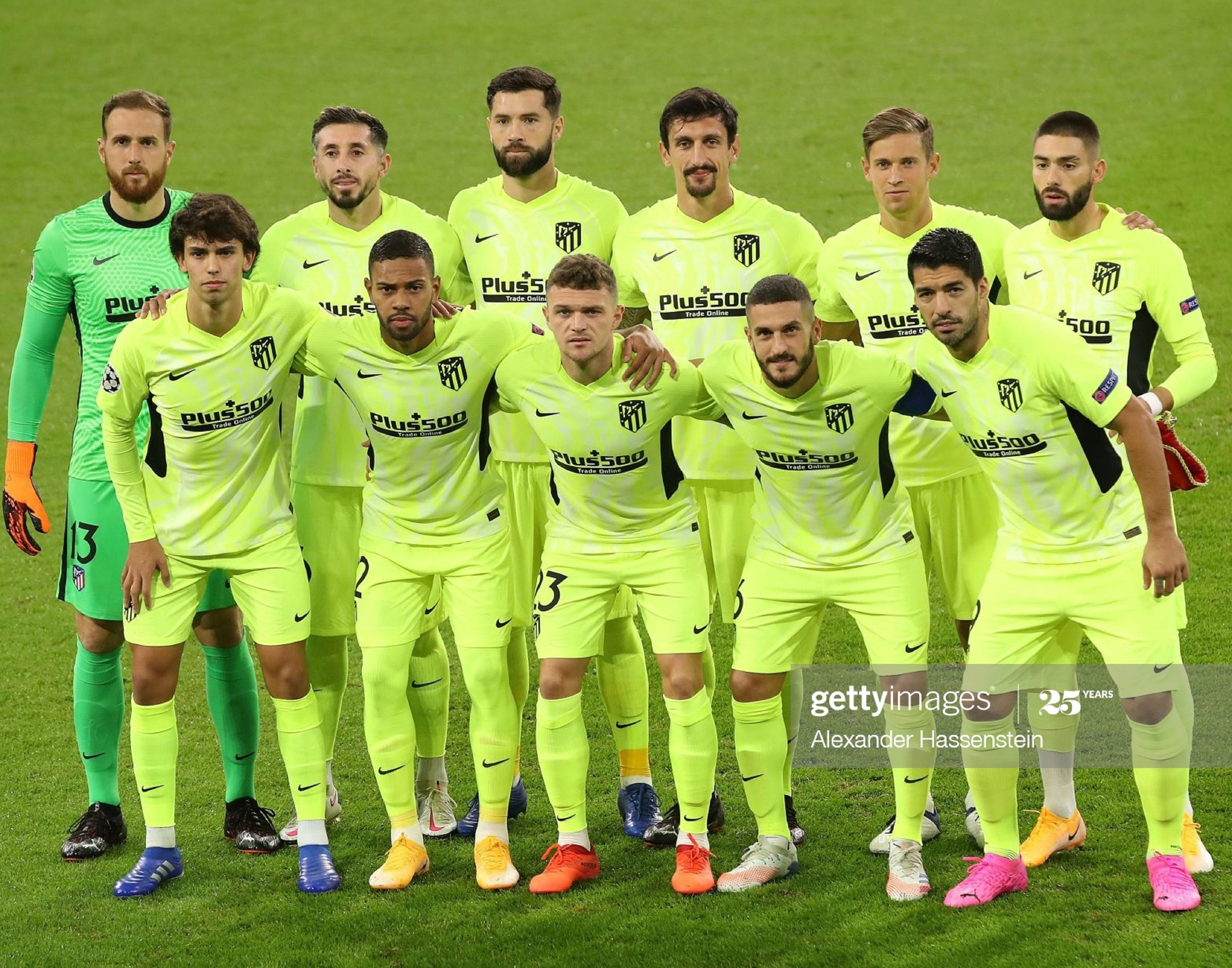 Бавария (Германия) - Атлетико (Испания) 4:0