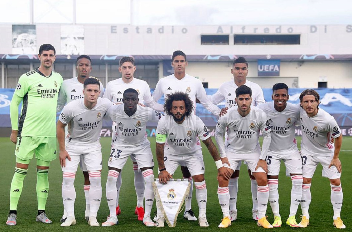 Реал Мадрид (Испания) - Шахтёр (Украина) 2:3
