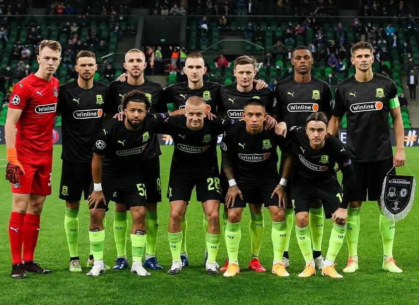 Краснодар (Россия) - Челси (Англия) 0:4