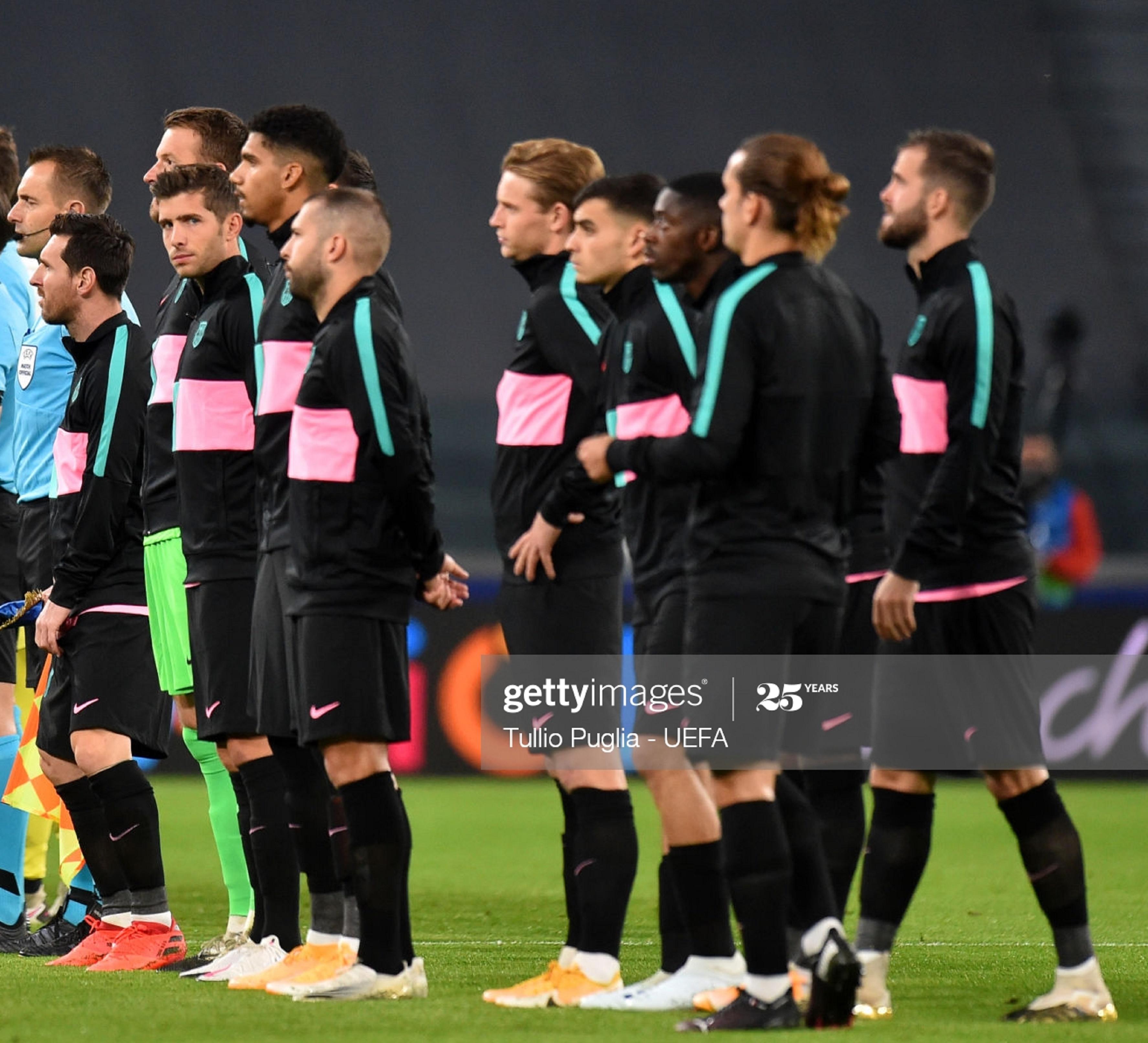 Ювентус (Италия) - Барселона (Испания) 0:2