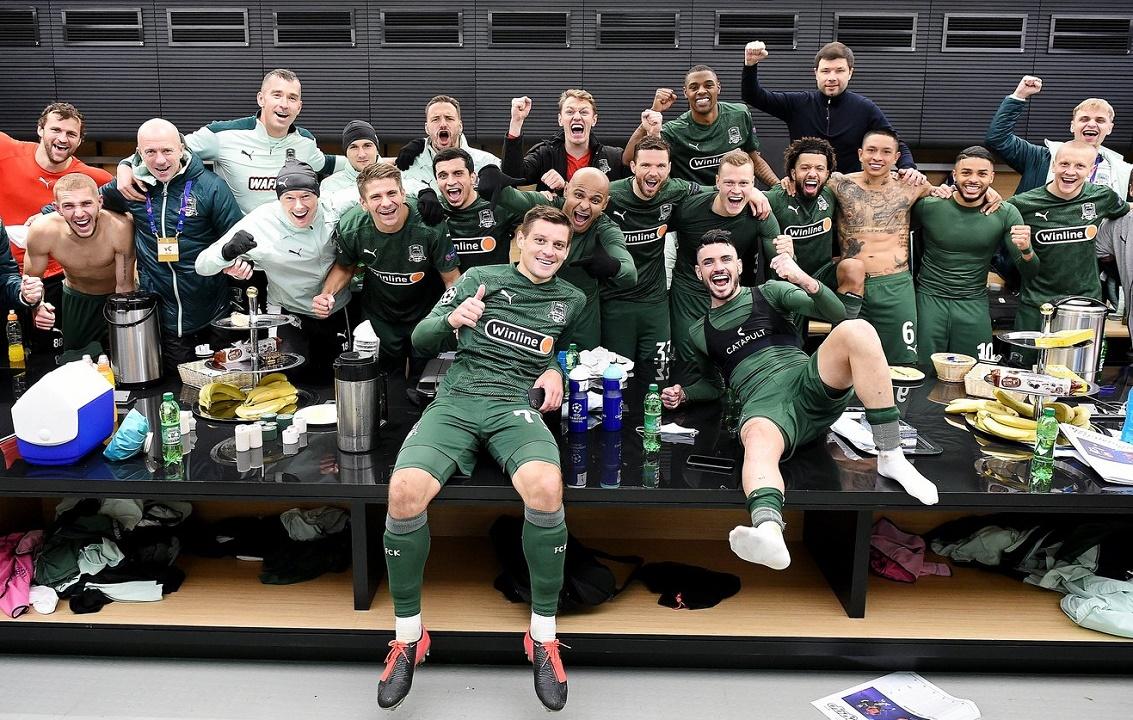 Краснодар (Россия) - Ренн (Франция) 1:0