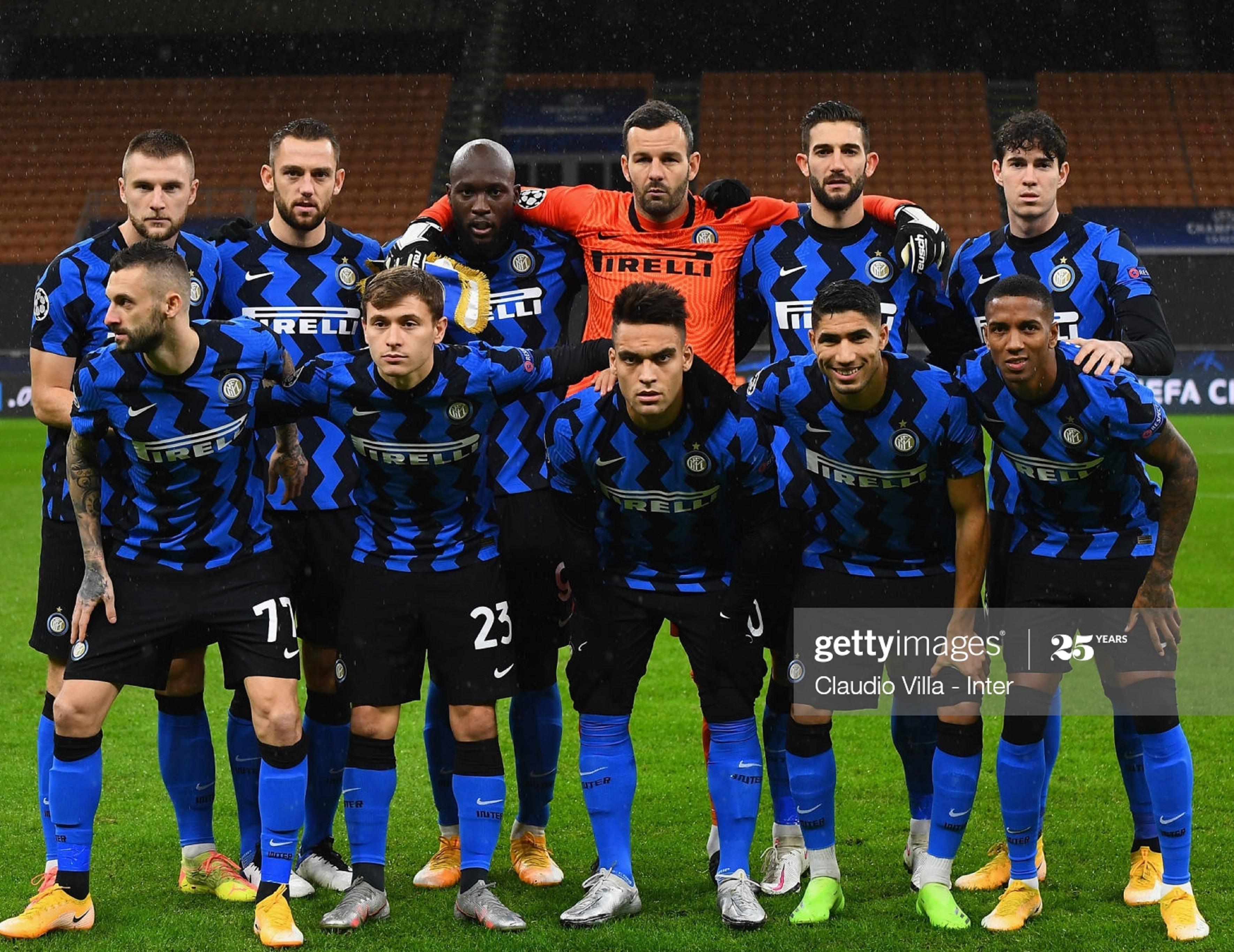 Интер (Италия) - Шахтёр (Украина) 0:0