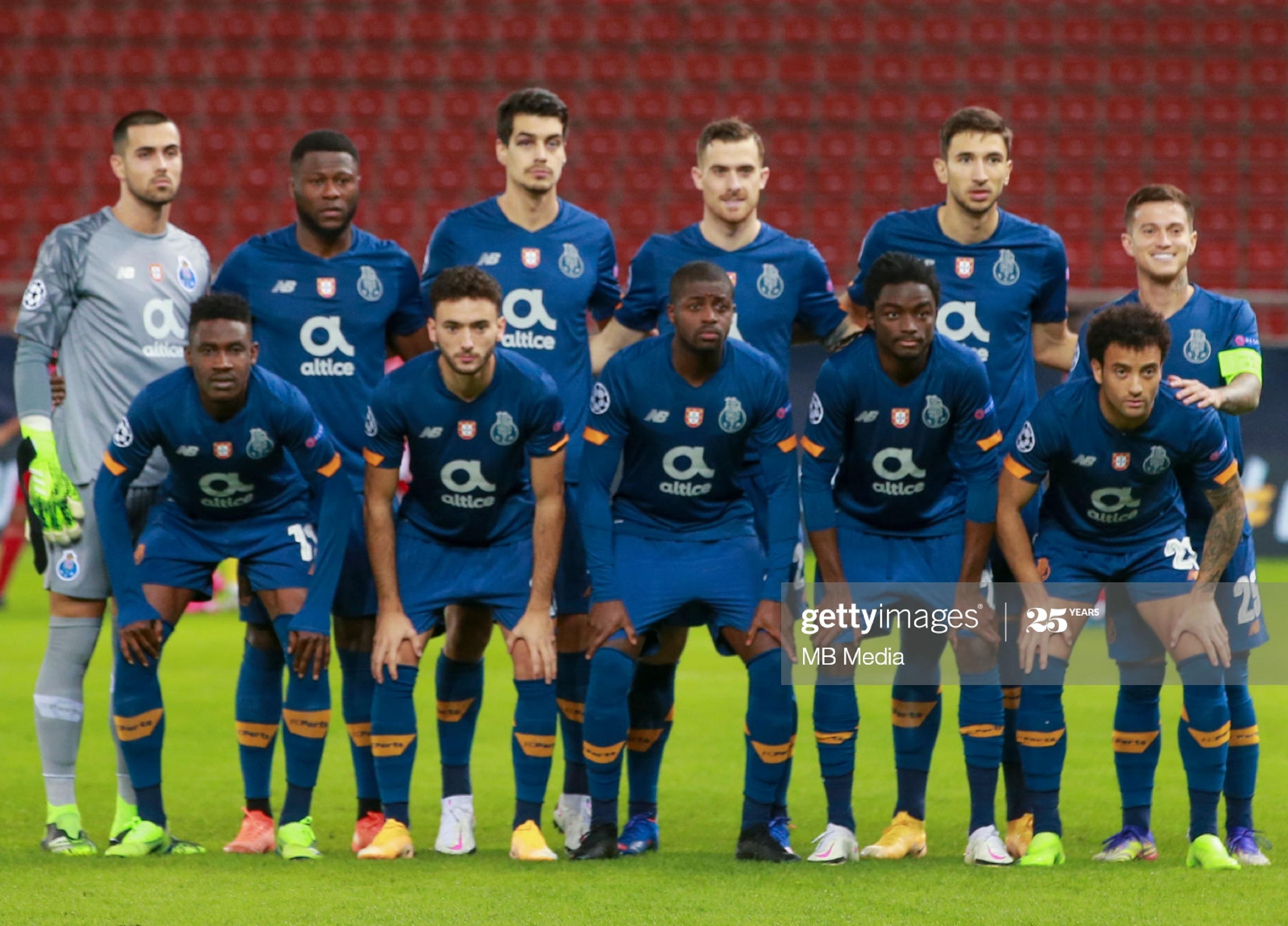 Олимпиакос (Греция) - Порту (Португалия) 0:2
