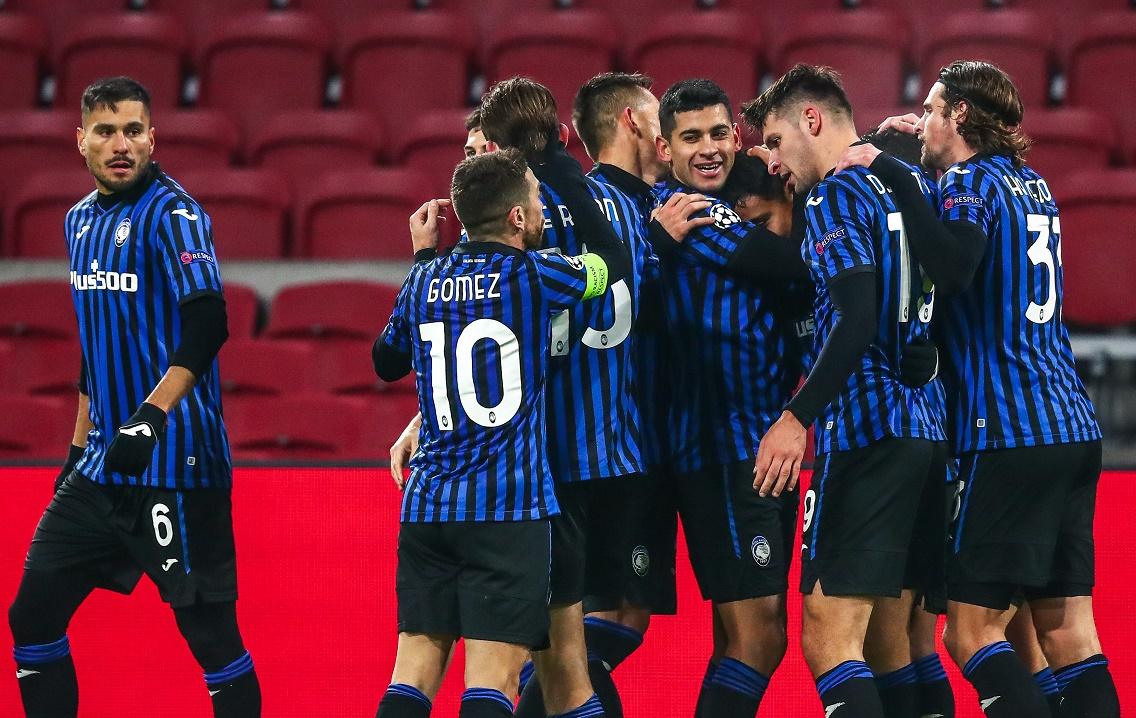 Аякс (Голландия) - Аталанта (Италия) 0:1