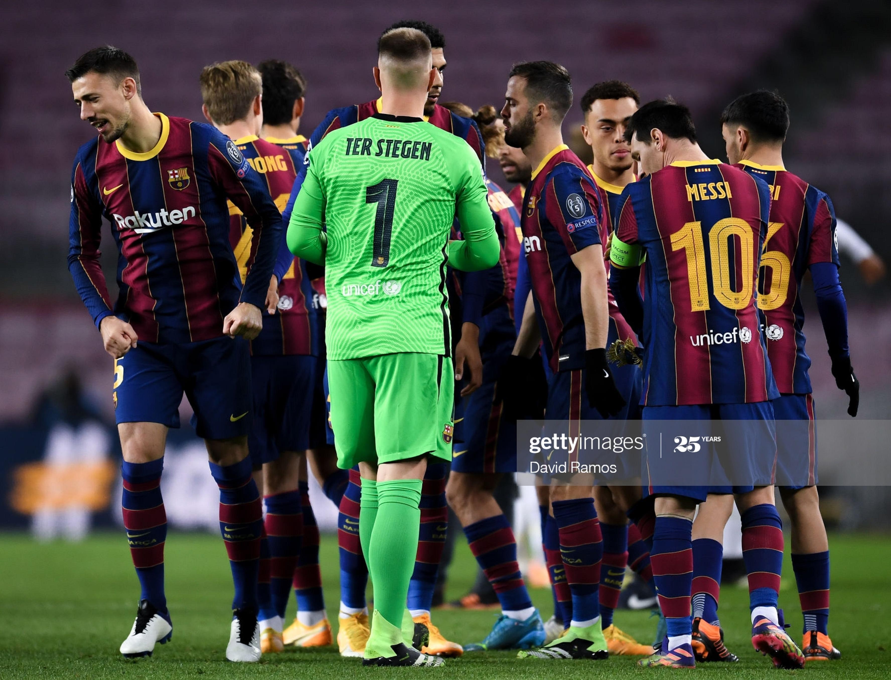 Барселона (Испания) - Ювентус (Италия) 0:3