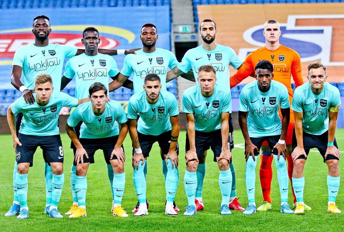 Лех (Польша) - Валмиера (Латвия) 3:0