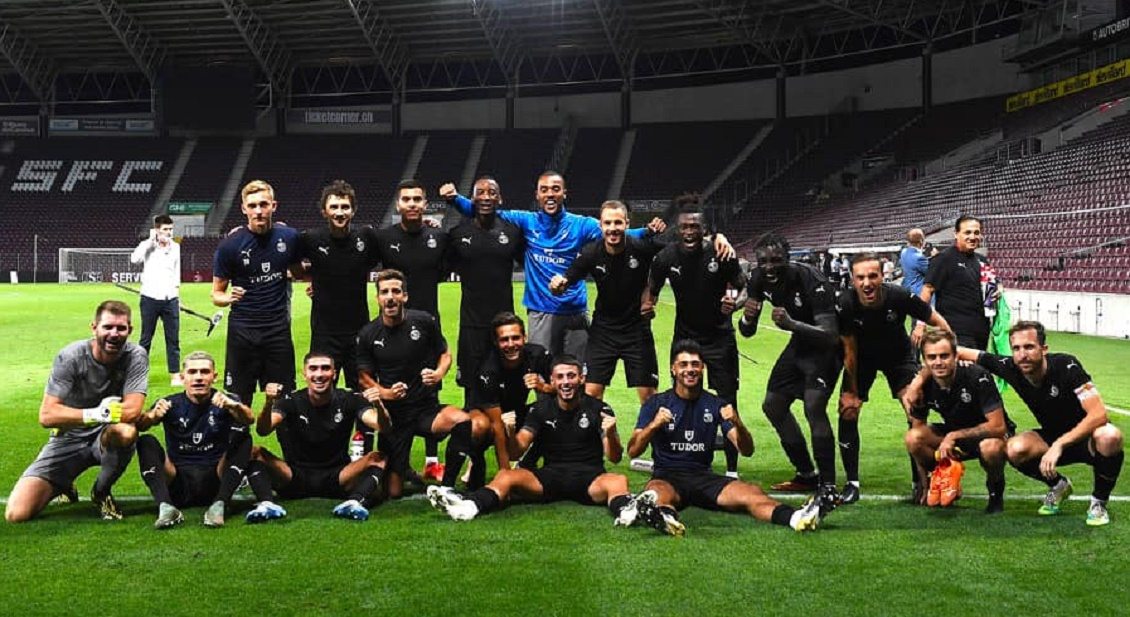 Серветт (Швейцария) - Ружомберок (Словакия) 3:0