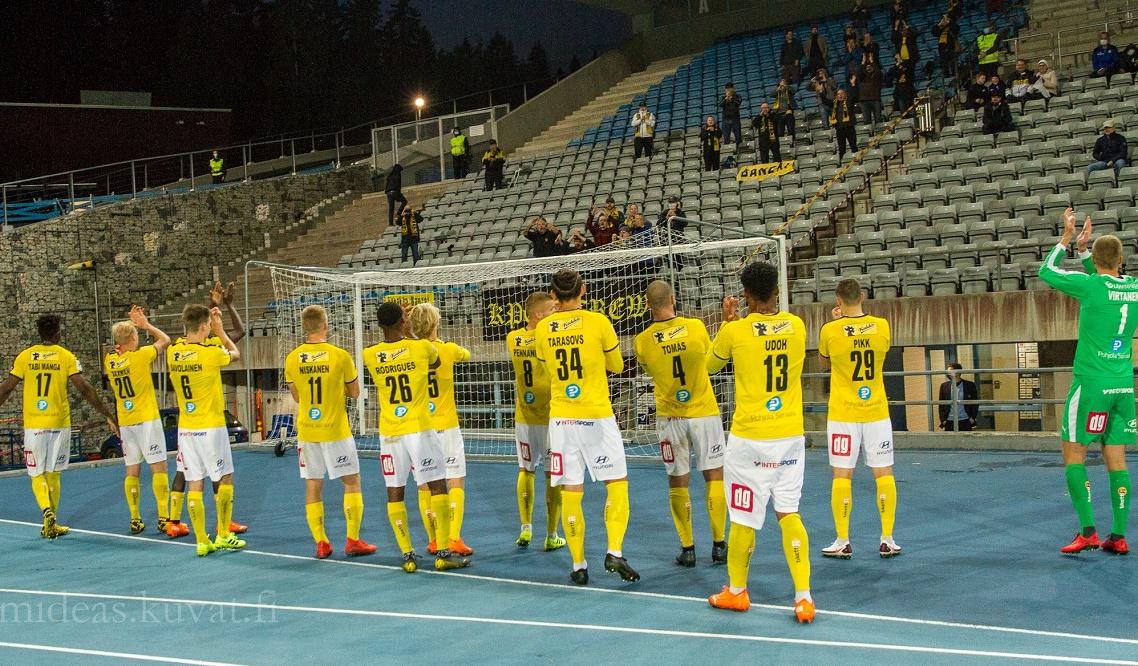 КуПС (Финляндия) - Слован Братислава (Словакия) 1:1 пен. 4:3