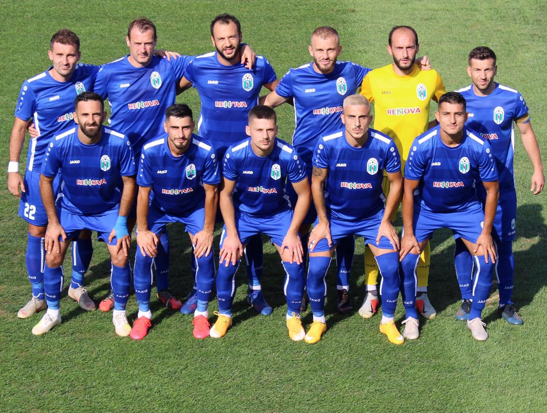 Ренова (Македония) - Хайдук (Хорватия) 0:1
