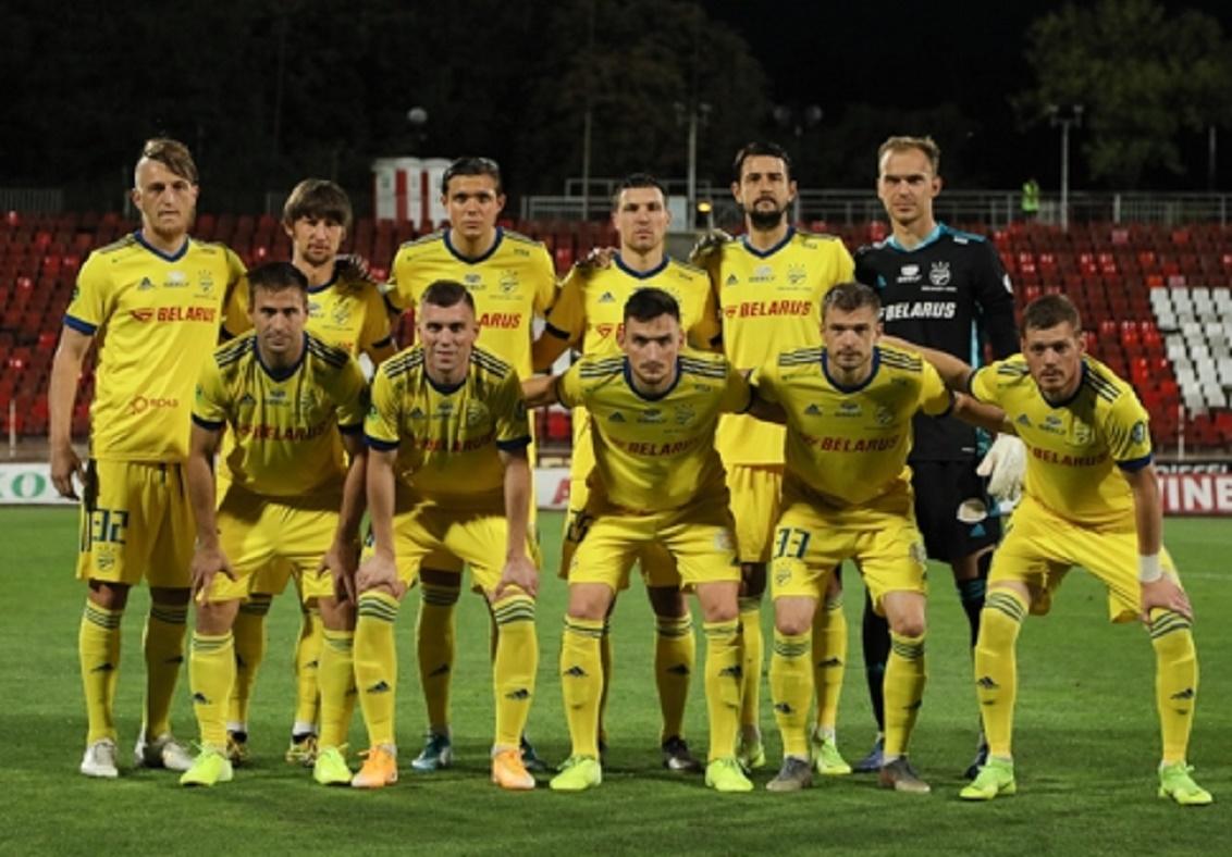 ЦСКА София (Болгария) - БАТЭ (Белоруссия) 2:0