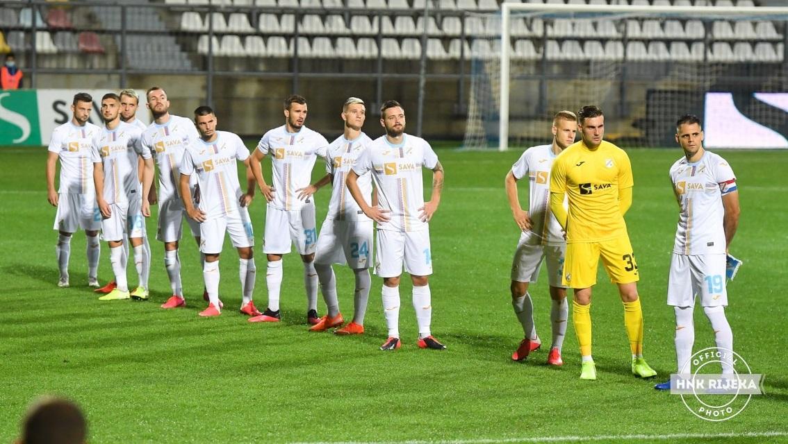 Риека (Хорватия) - Колос (Украина) 2:0 д.в.