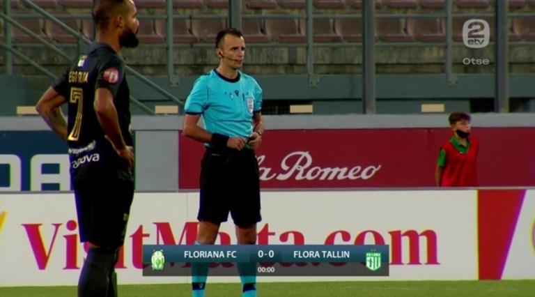 Флориана (Мальта) - Флора (Эстония) 0:0 пен. 2:4