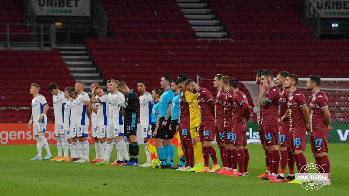 Копенгаген (Дания) - Риека (Хорватия) 0:1