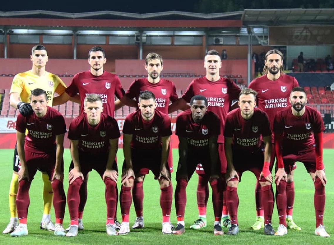 Сараево (Босния и Герцеговина) - Селтик (Шотландия) 0:1
