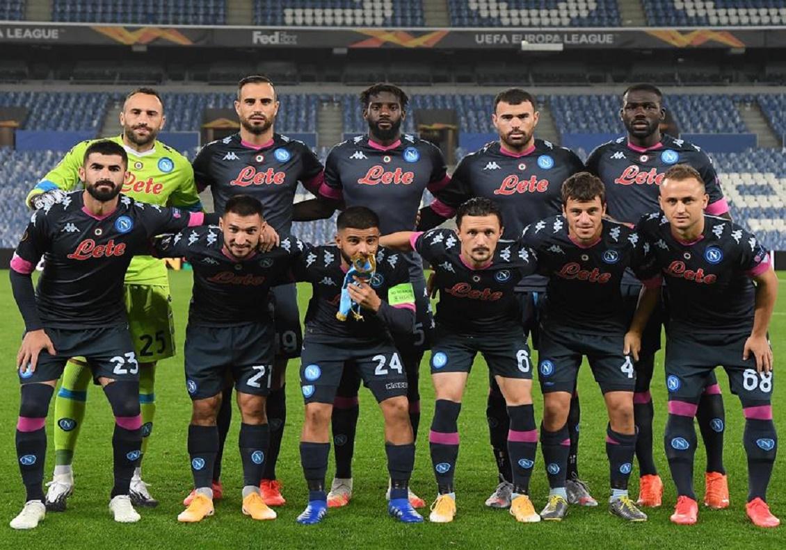 Реал Сосьедад (Испания) - Наполи (Италия) 0:1