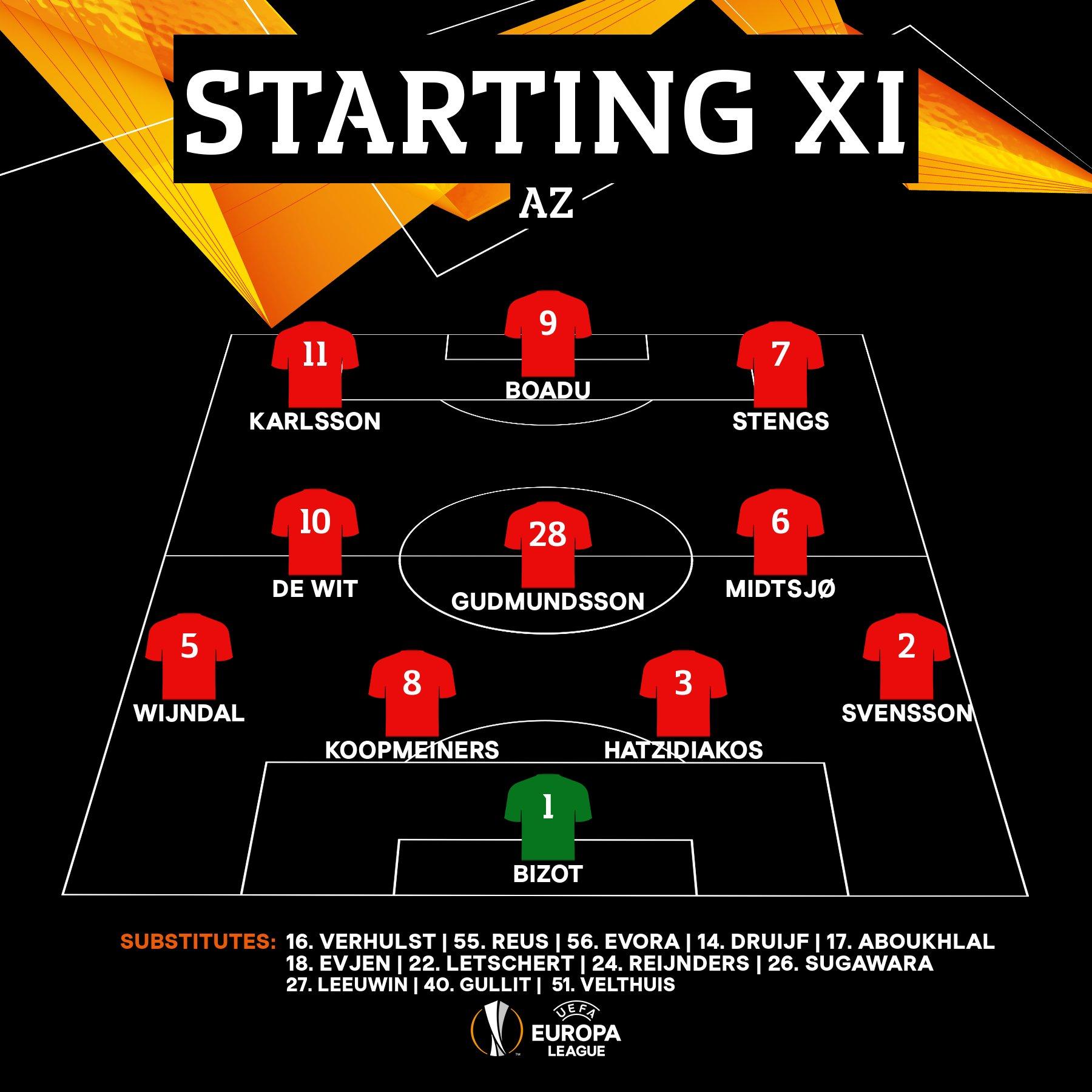 Реал Сосьедад (Испания) - АЗ Алкмаар (Голландия) 1:0