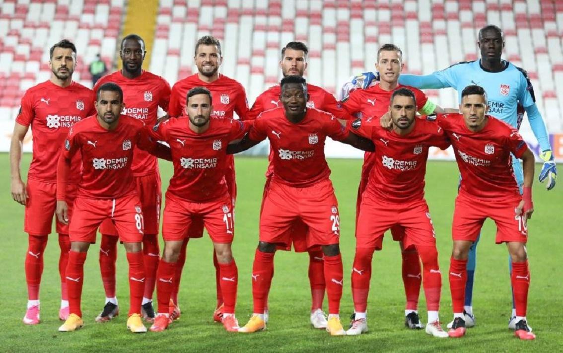 Сивасспор (Турция) - Карабах (Азербайджан) 2:0