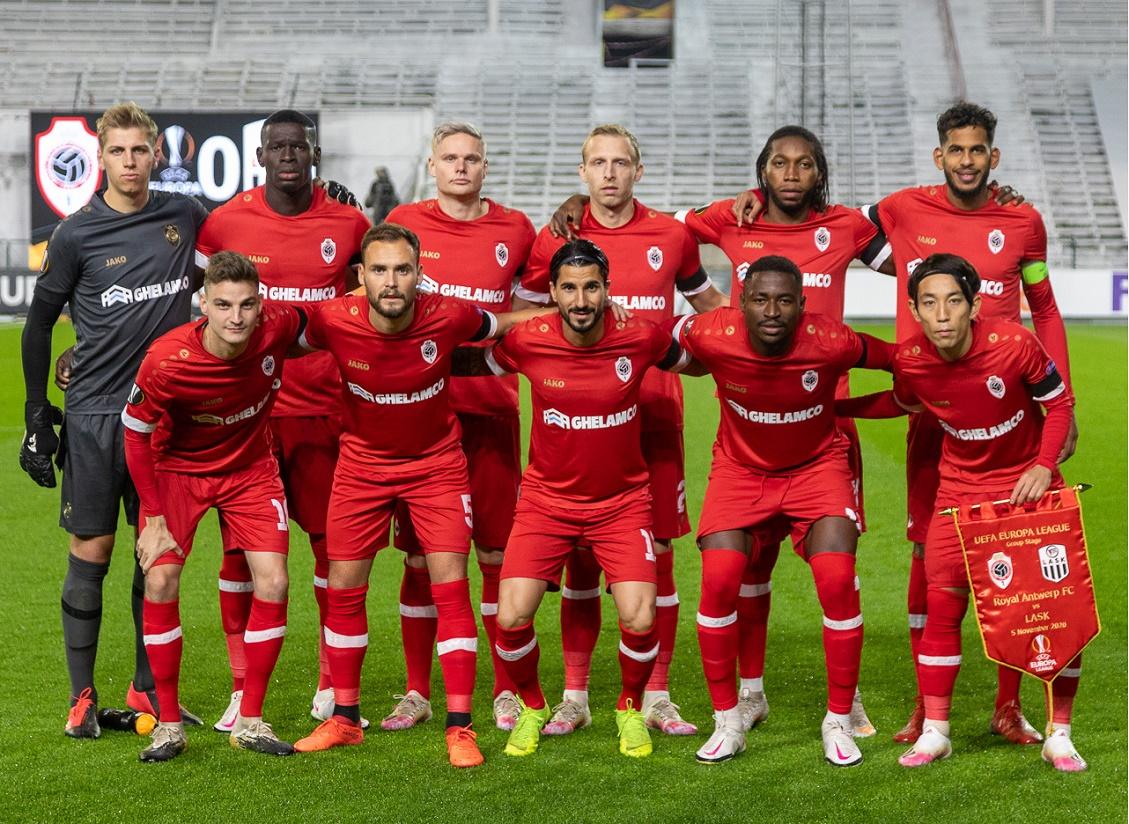 Ройял Антверпен (Бельгия) - ЛАСК (Австрия) 0:1