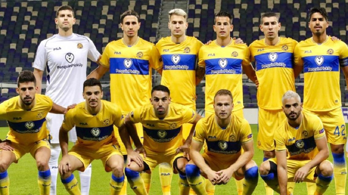 Маккаби Тель-Авив (Израиль) - Вильярреал (Испания) 1:1