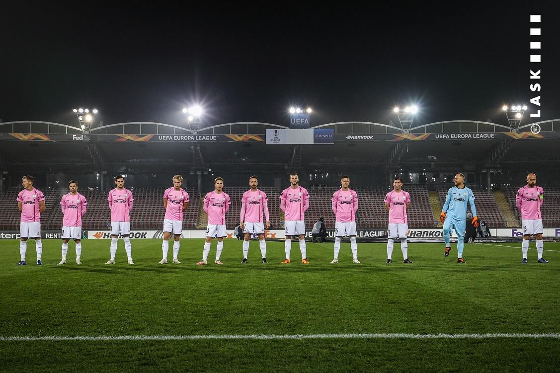 ЛАСК (Австрия) - Ройял Антверпен (Бельгия) 0:2