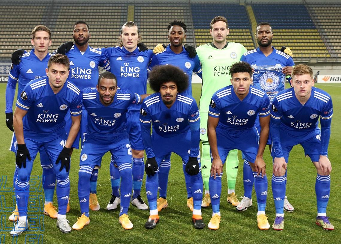 Заря Луганск (Украина) - Лестер Сити (Англия) 1:0