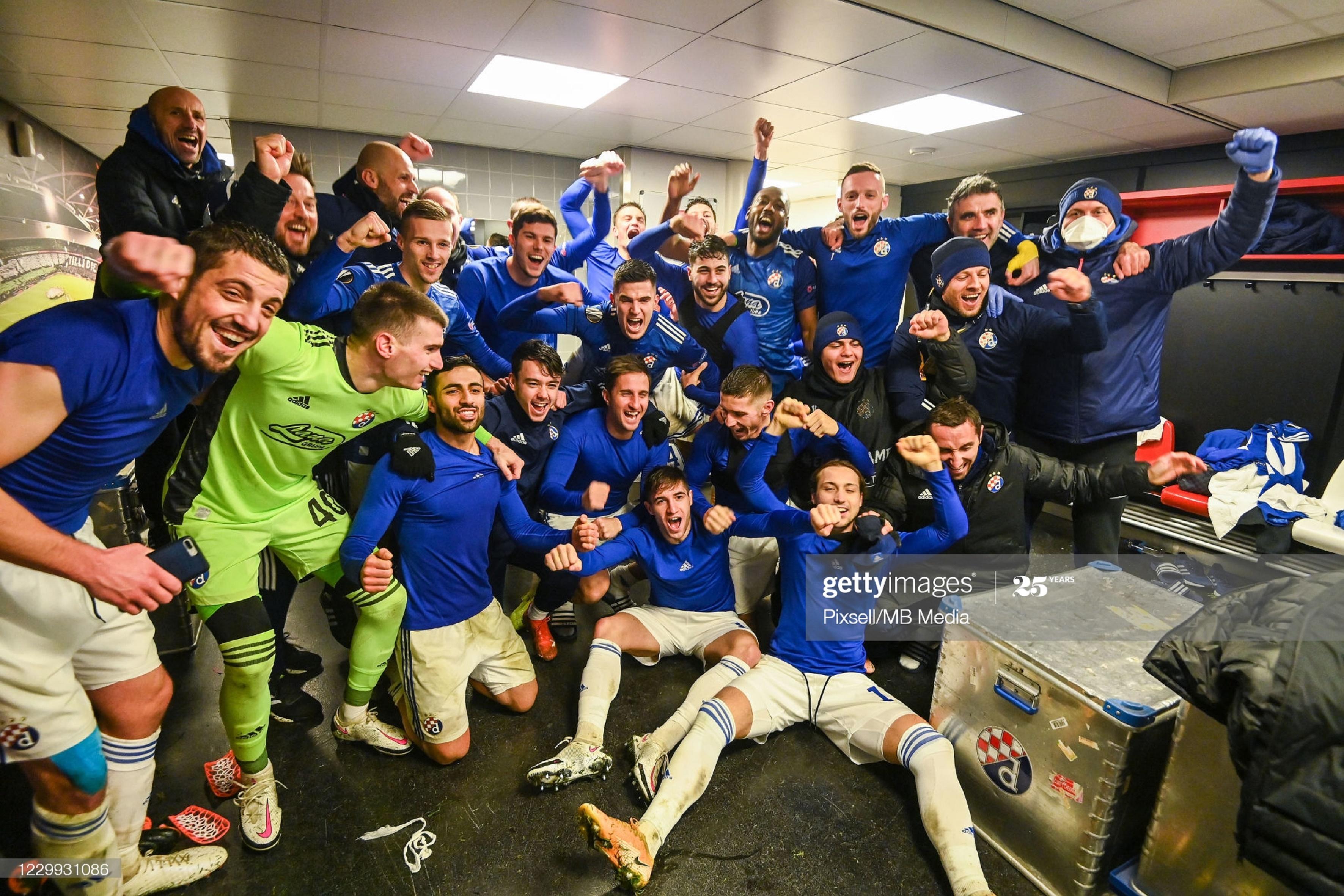 Фейеноорд (Голландия) - Динамо Загреб (Хорватия) 0:2