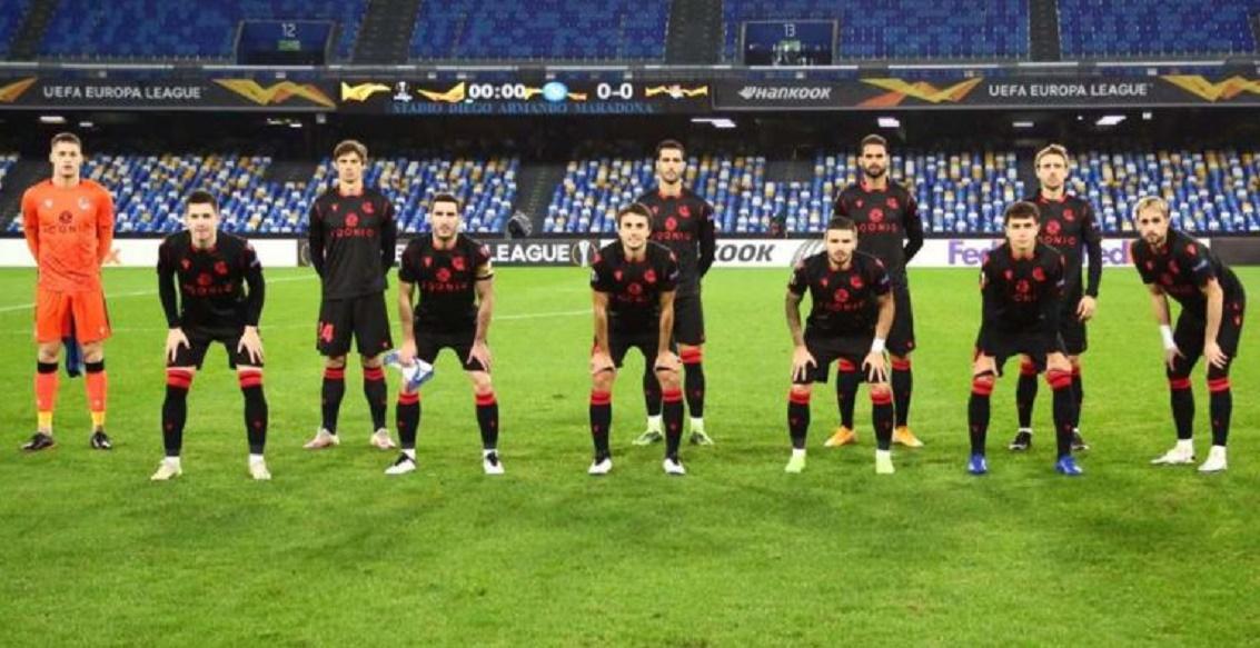 Наполи (Италия) - Реал Сосьедад (Испания) 1:1